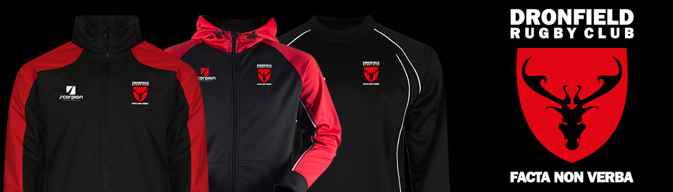Dronfield Rugby Kit