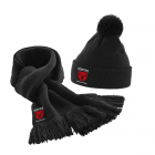 Dronfield RFC Hat & Scarf Set