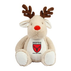 Dronfield RFC Reindeer Cuddly Toy